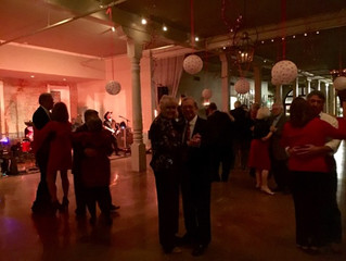 Valentine's Soiree with Louisiana Red @ Grand Opera House of the South in Crowley, La.