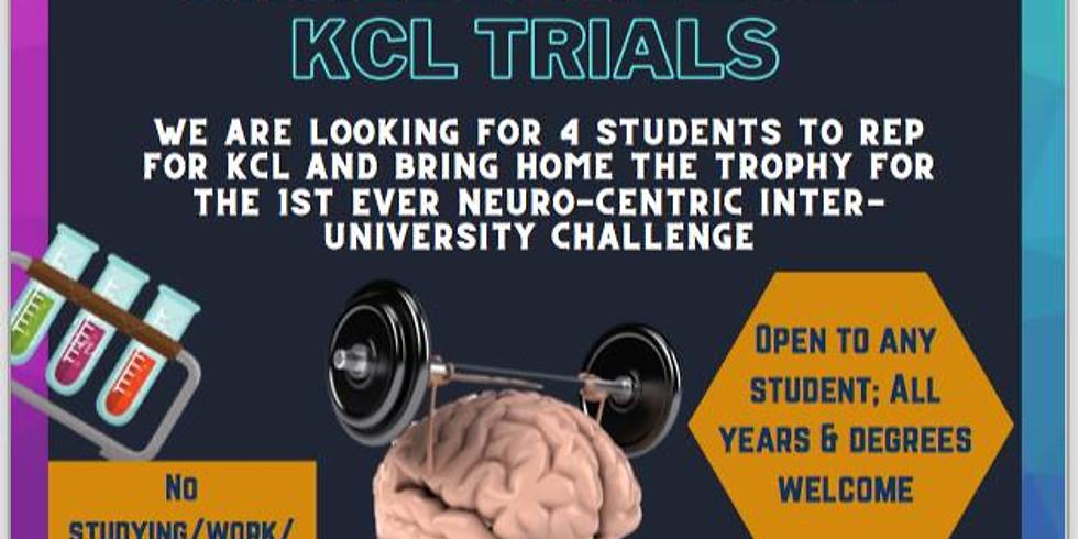 University Challenge Trials