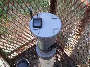 Pemantauan Tinggi Muka Air Tanah (TMAT) Menggunakan Automatic Water Level di Kebun Sawit, Riau