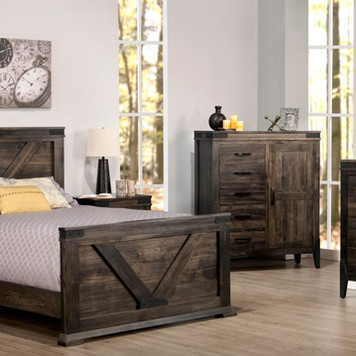Extra Storage Right Under Your Feet – With A Locally Crafted Solid Wood Drawer Bed
