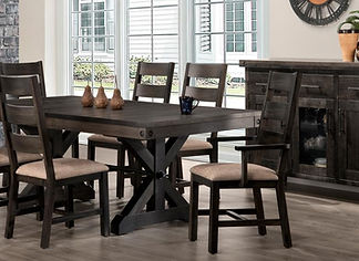 Rafters Dining Handstone Furniture