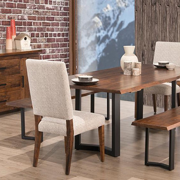 Make Every Night Feel Like Date Night With A Canadian Made Dining Set