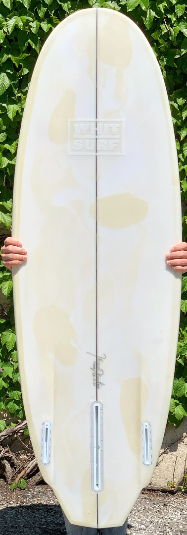 Custom Shape 5'6 - 21 - 2.4
