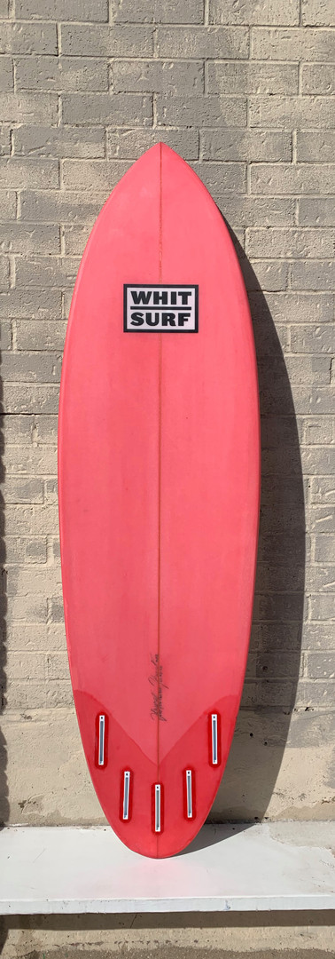 Gnarwhal Step Up 6'0 - 19.5 - 2.5