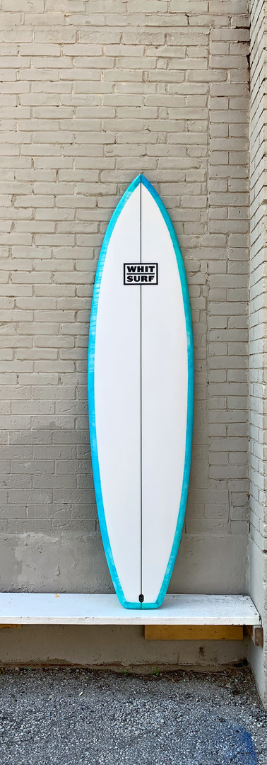 Custom Shape 7'4 - 22 - 2.8