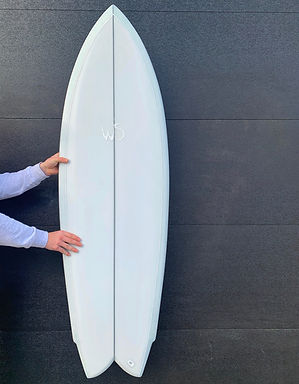 Hidden Village Surf Craft collab with Wh