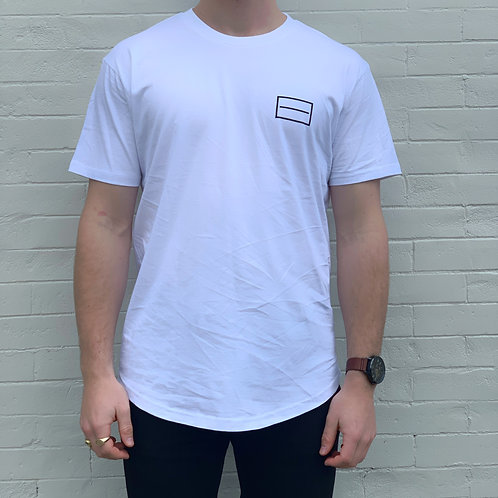 The Shaper Tee - White