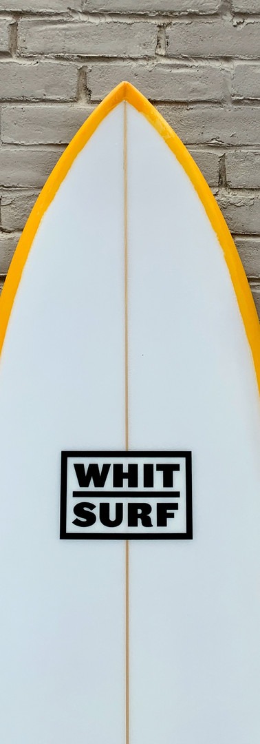 Gnarwhal 6'2 - 19.25 - 2.375