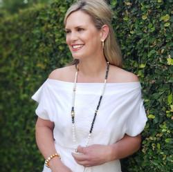 She is Chosen Necklace & Earrings