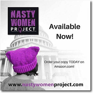 Cover of book: Nasty Woman Project