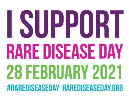 Today we are celebrating and uplifting our patients and those around the world on Rare Disease Day