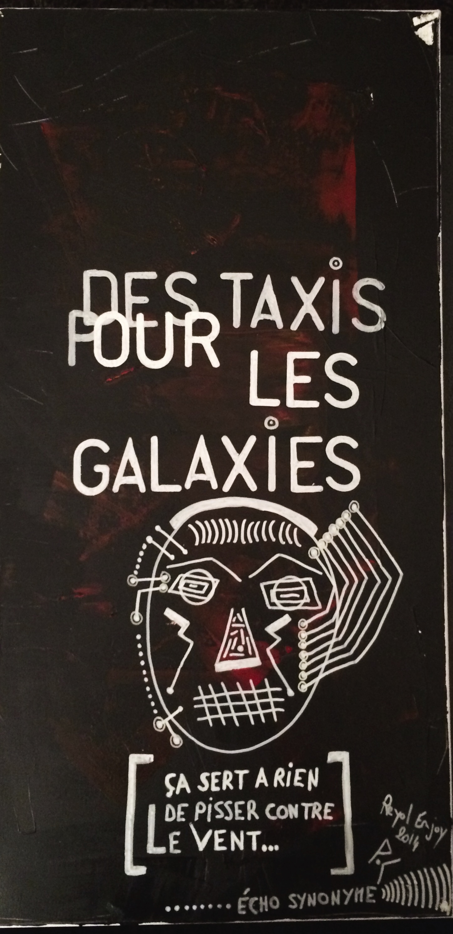 Des taxis