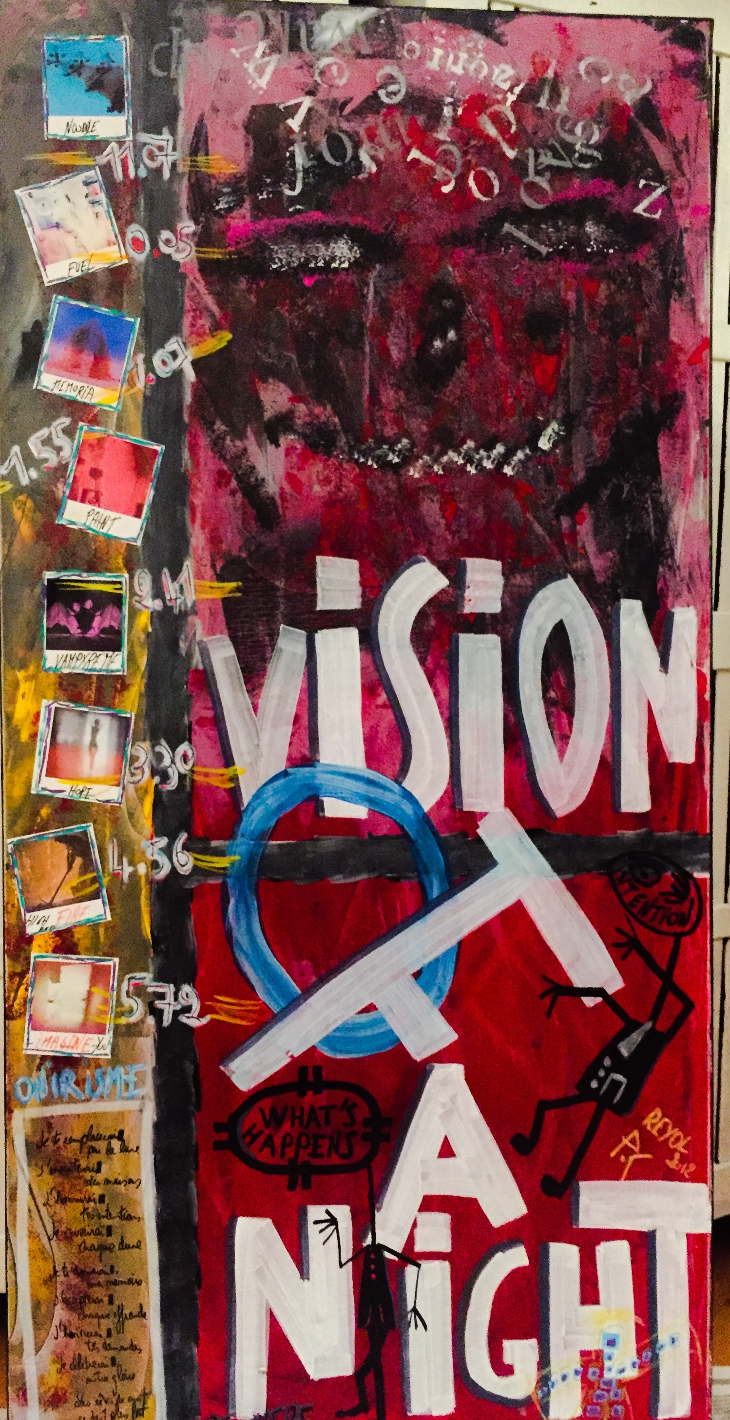 Vision of