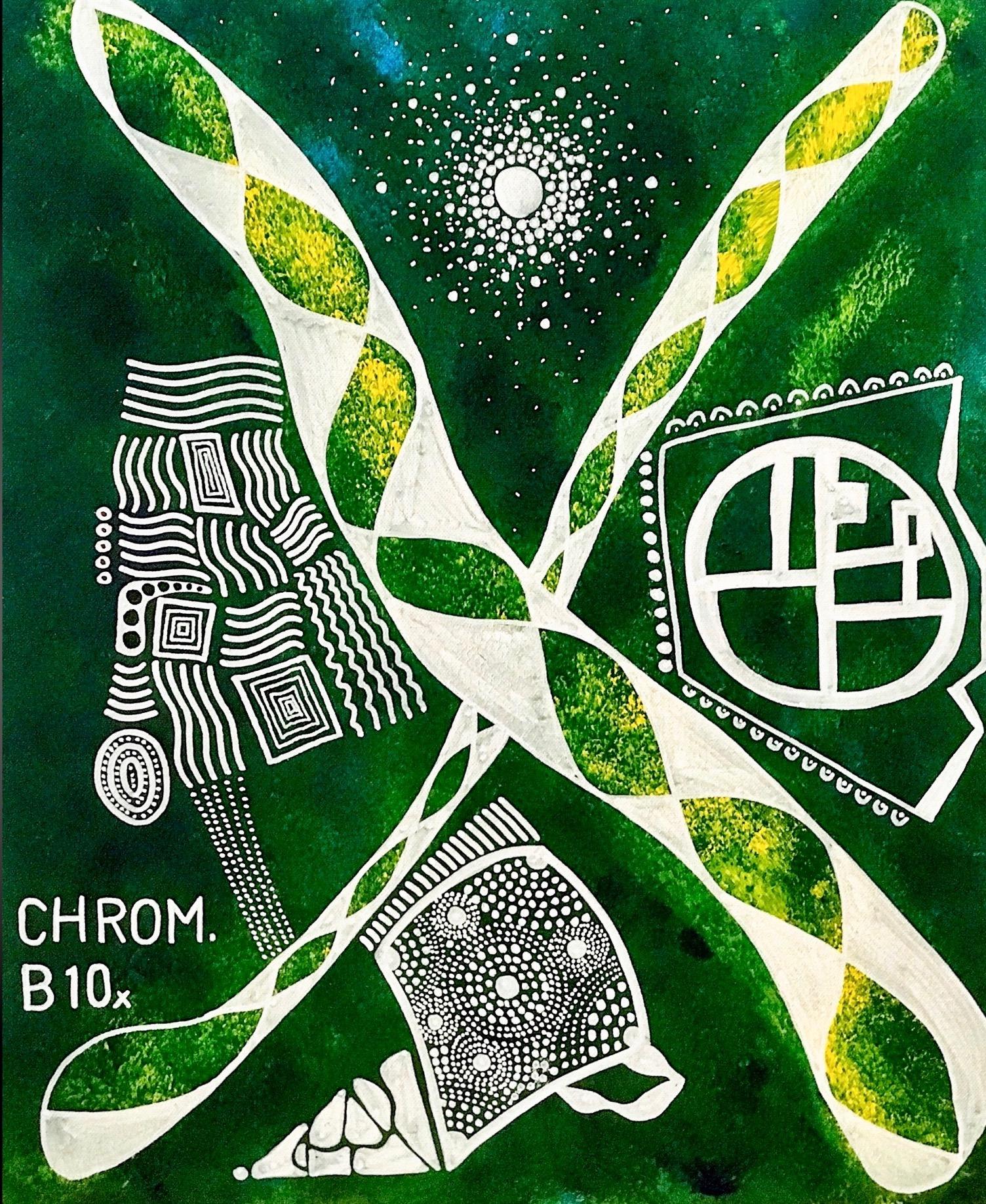 Chrom B10x