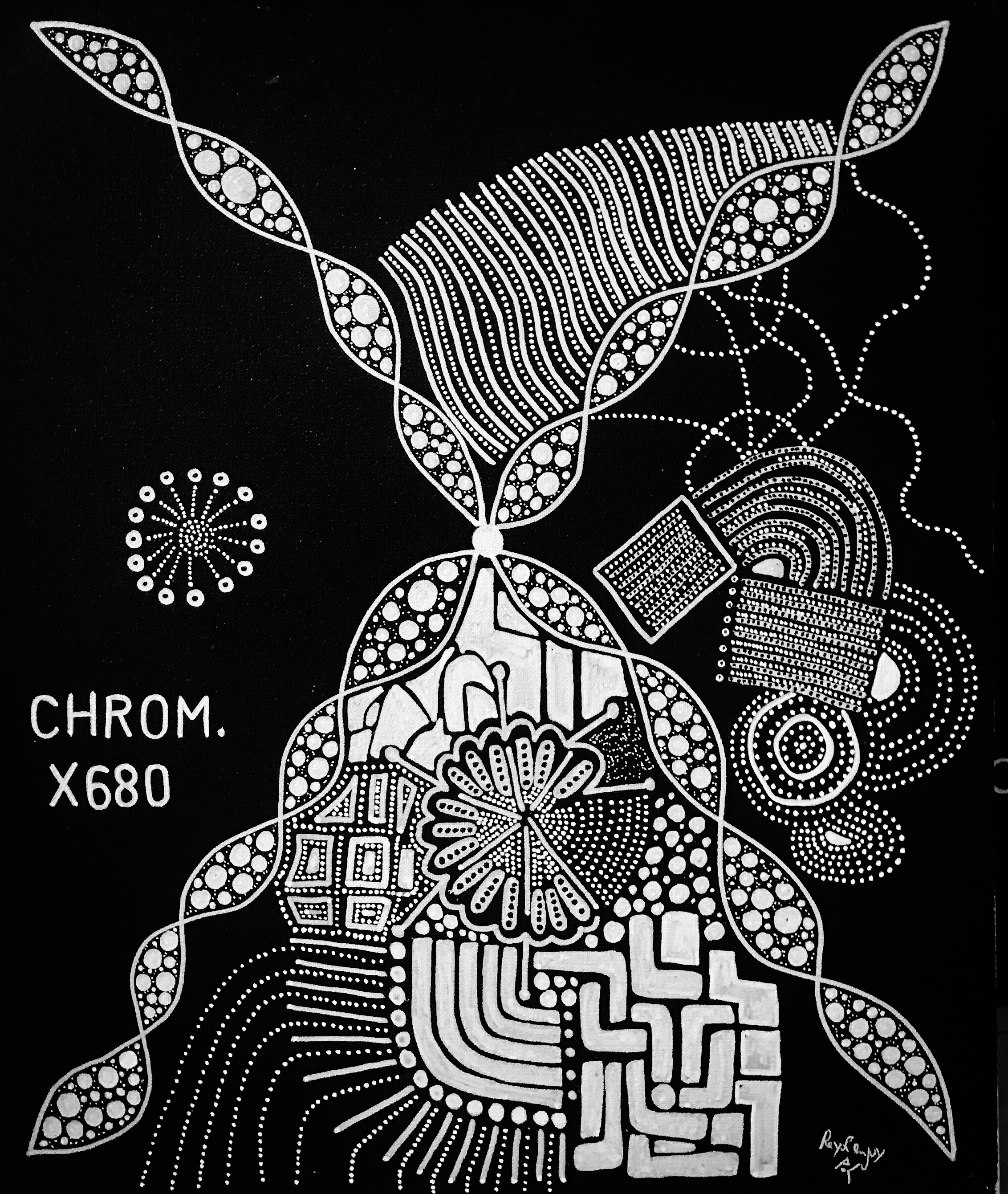 Chrom X680