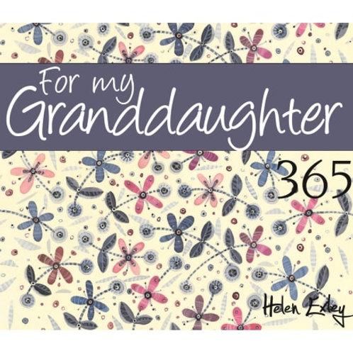 For granddaughter book