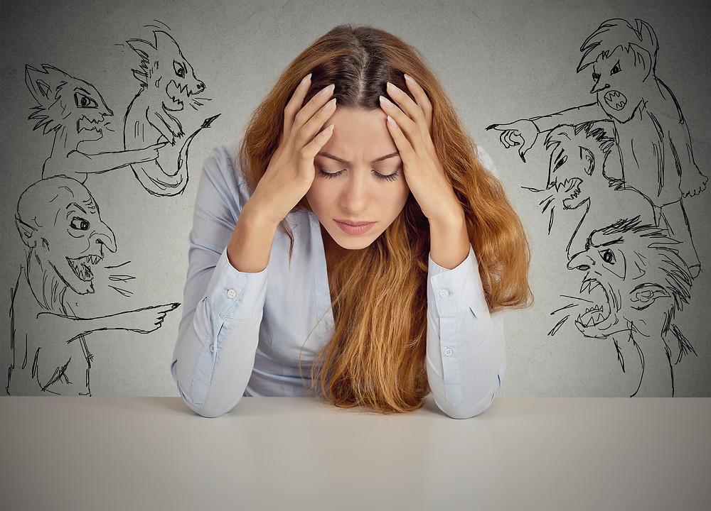 חרדות ודכאון