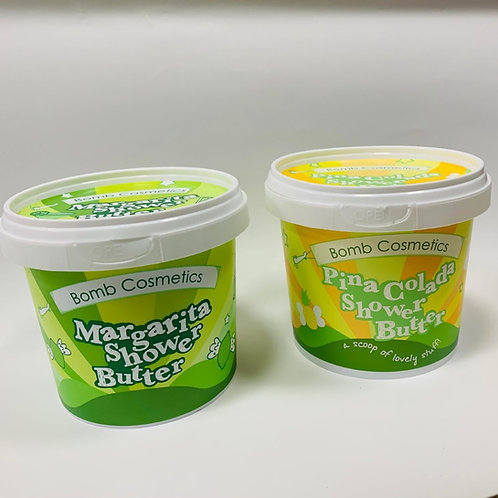 Shower Butter - Margarita or Pina Colada