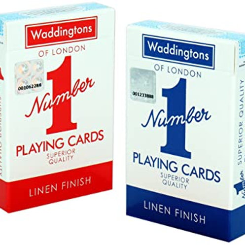 Playing Cards (1 Pack)