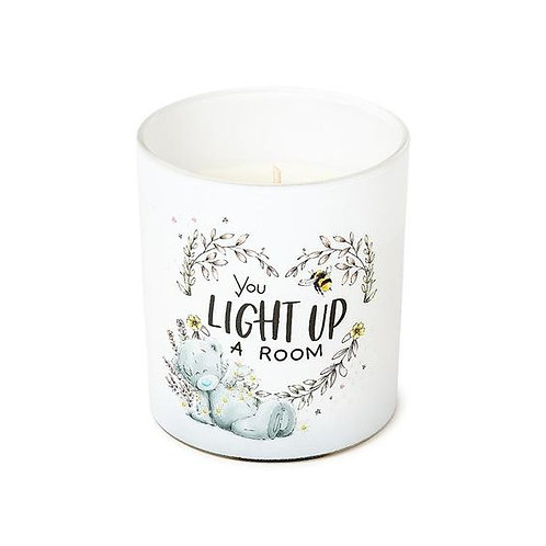 Me to you candle