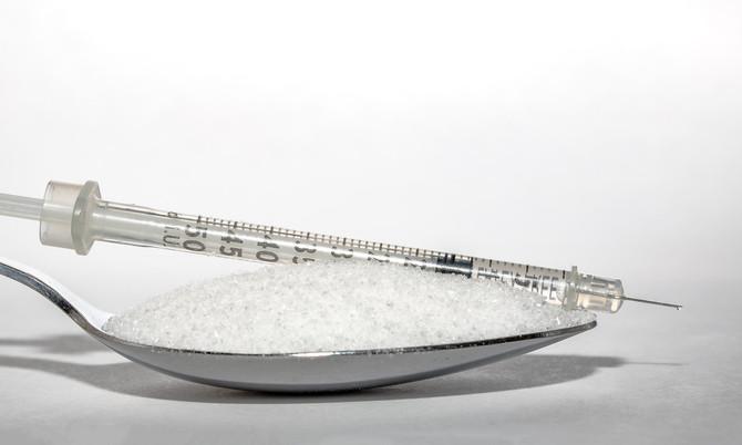 סוכר - הסם המתוק בעידן המודרני