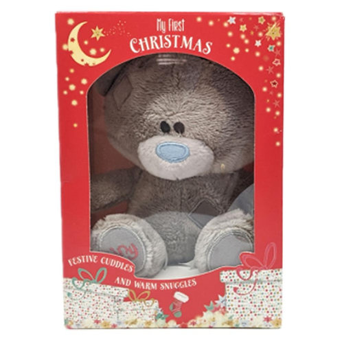 Baby's first Christmas bear