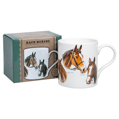 China Mug - Horse Collection