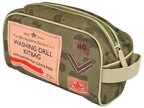 Wash Kit Bag - Dad's Army