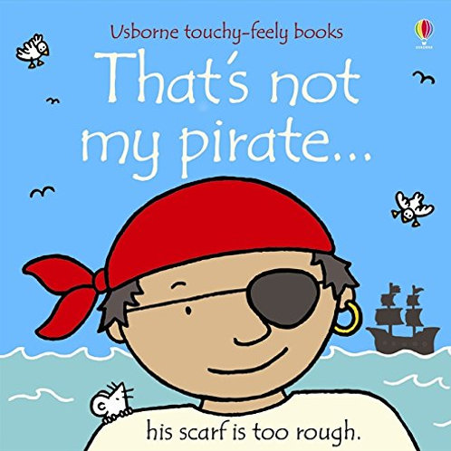 That's not my Pirate book