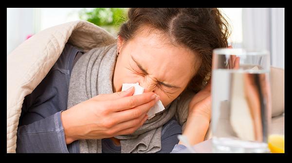 שפעת, התקררויות חוזרות, נזלת, חיזוק מערכת החיסון