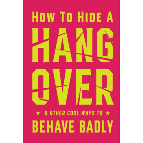 Hide a hangover book