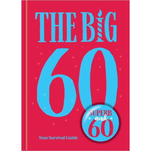 60th Birthday book