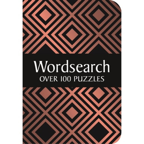 Wordsearch puzzle book