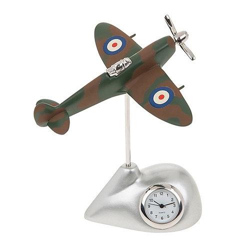 Spitfire Clock (15cm)