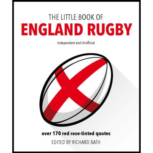 England rugby book