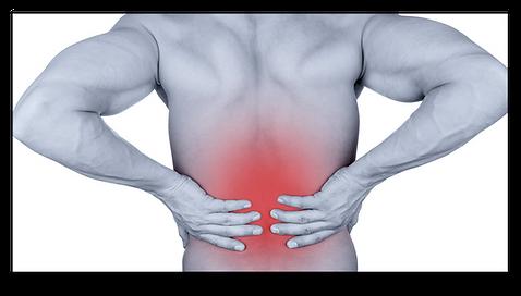 דיקור סיני לפריצת דיסק, טיפול בדיקור לכאבי גב תחתון