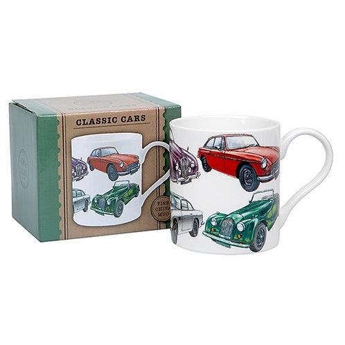 Mug - Classic Cars