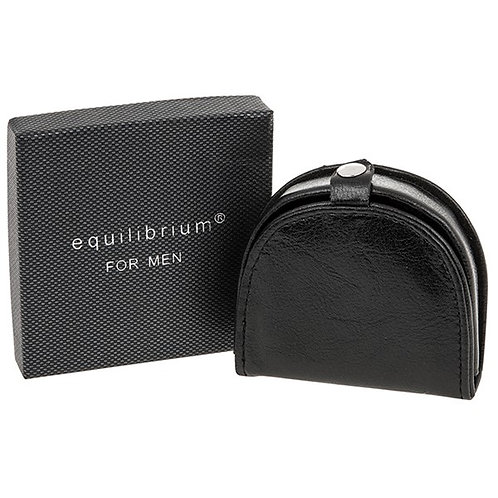 Mens Leather Coin Pouch/Purse
