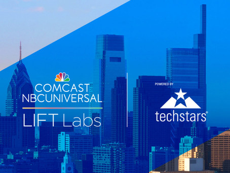 Applicaitons Open: Comcast NBCUniversal Lift Labs Accelerator Powered by Techstars