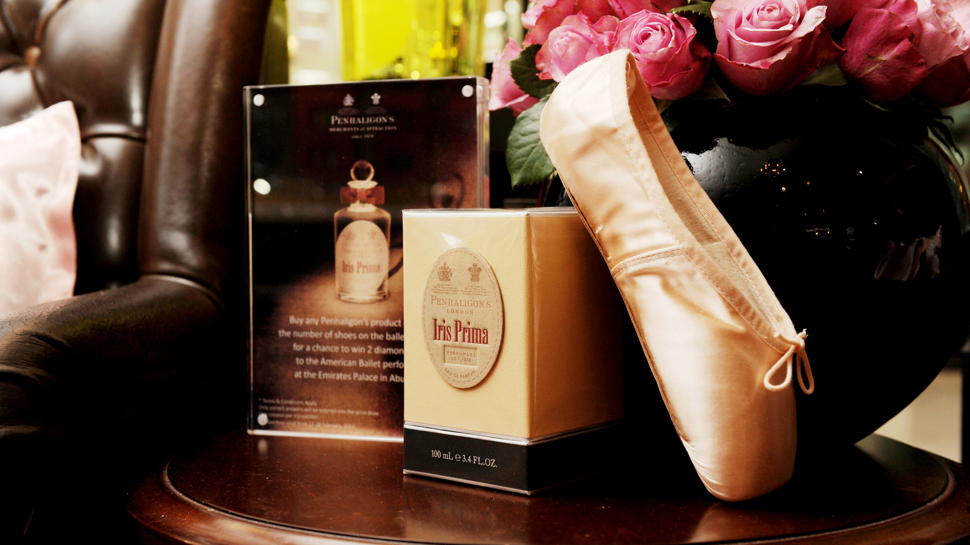 Product Launch Fragrance
