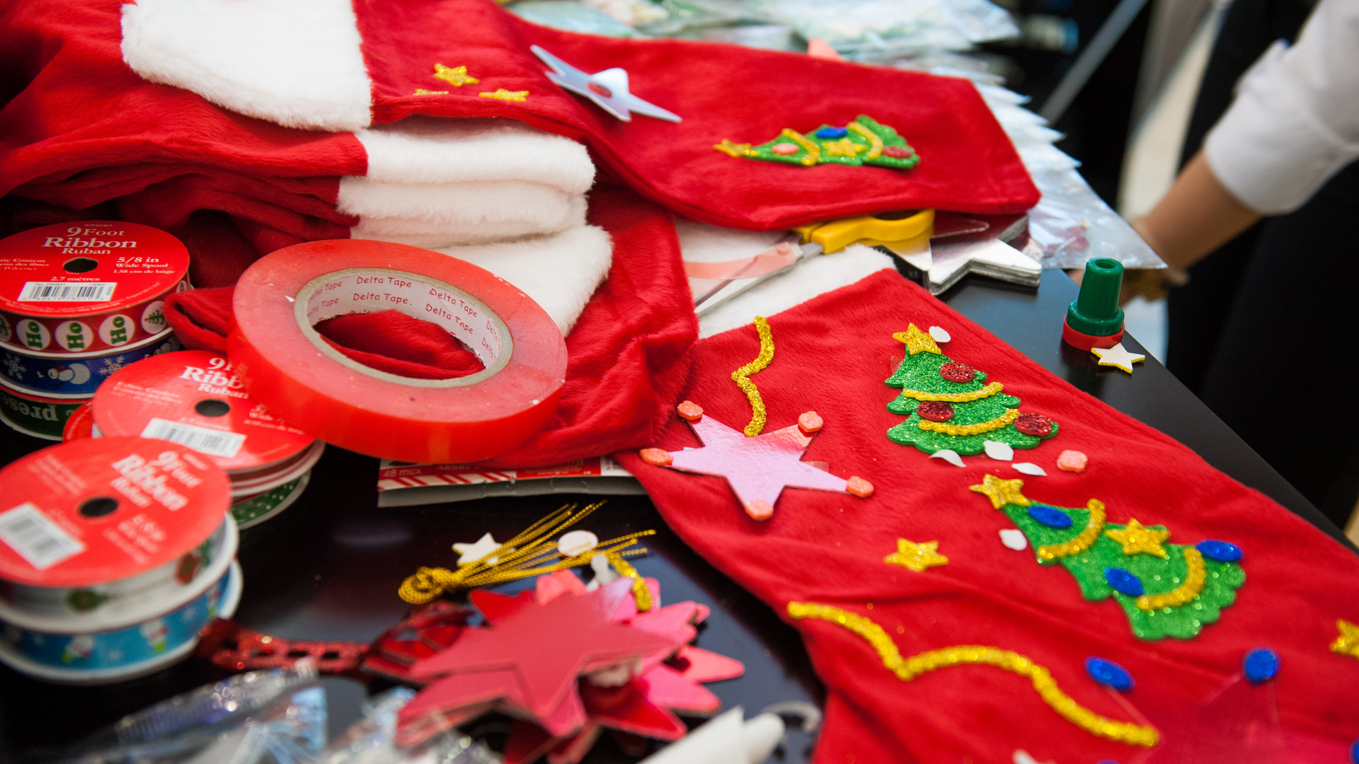 Christmas Decoration Styling