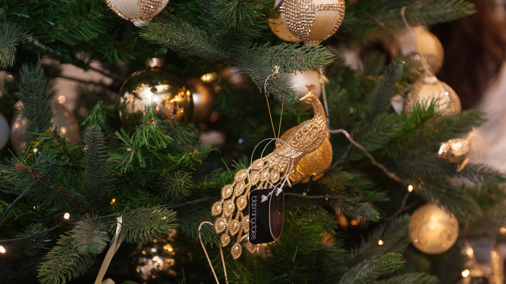 Christmas Tree Styling