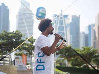 Amplifying Messages | Dubai UAE