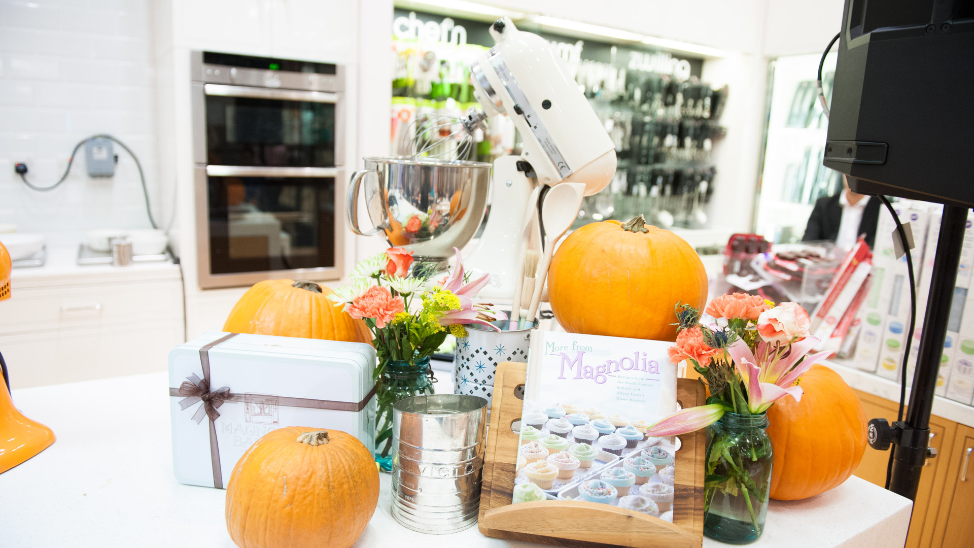 Event Styling Book Launch