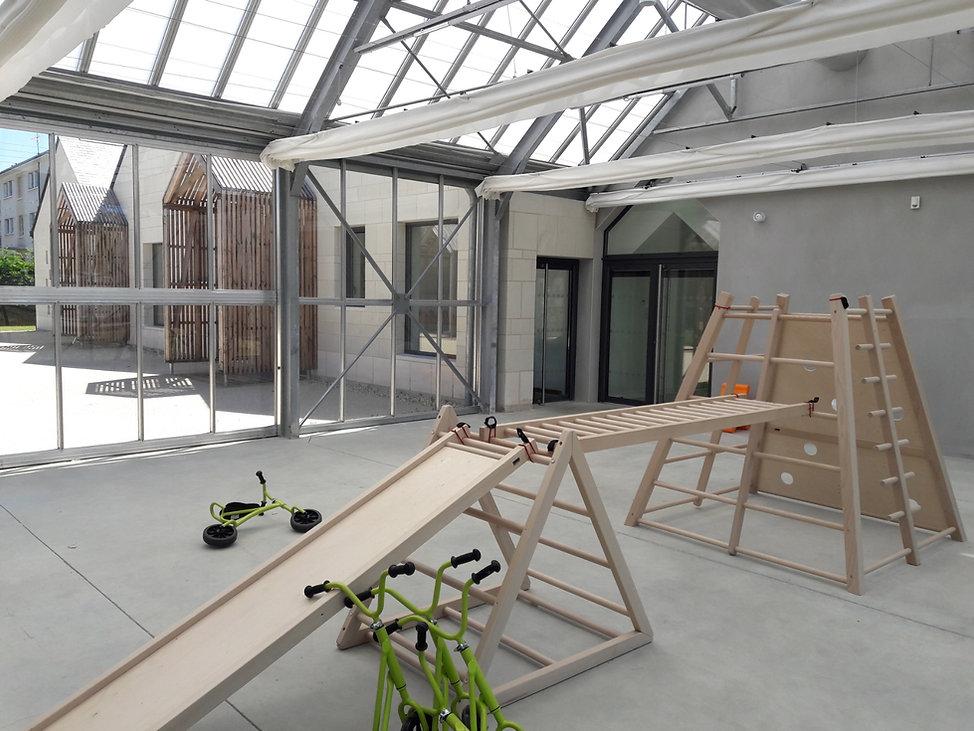 Scheubel Genty Architectes Construction bois bioclimatique biosourcés Bas carbone