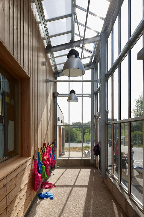 Scheubel Genty Architectes Angers Construction bois bioclimatique biosourcés Bas carbone