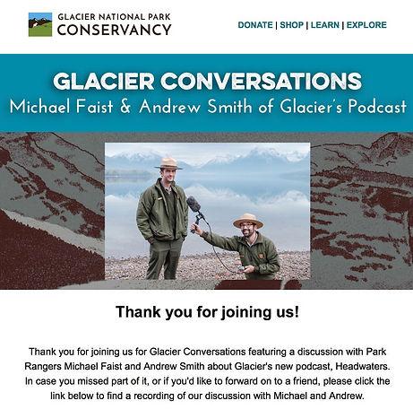 Glacier Conversations.jpg