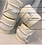 Thumbnail: Bandes polo personnalisées (modèle scratch rond)