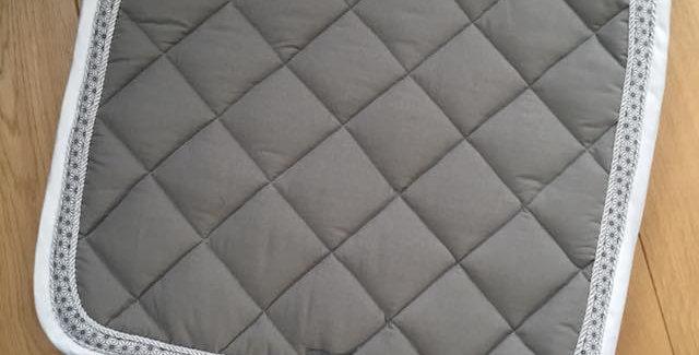 Tapis gris Asanoha