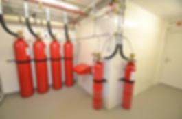 Sala Cofre / sistema incendio - Merkant TI
